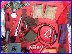 1960 s 1964 Vintage GI Joe Deep Sea Diver Set Box Collection Accessories Scuba
