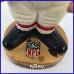 1960's Afl NFL Kansas City Chiefs Bobblehead, Nodder, Bobble Head Vintage