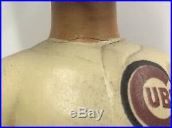 1960's Chicago Cubs Green Base Vintage Nodder