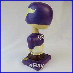 1960's Minnesota Vikings Vintage Bobblehead Made in Japan NFL