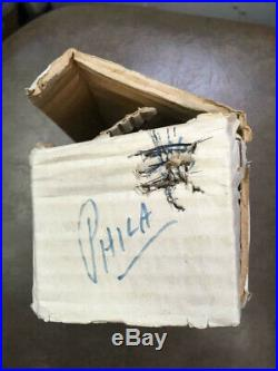 1960 s Philadelphia Phillies BobbleHead w box Vintage Sports Specialties Japan