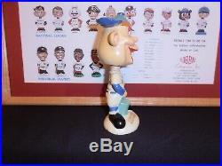 1960's Vintage LA Dodgers Weirdo Sweepe Doll Bobblehead Nodder Bobble Head Nice
