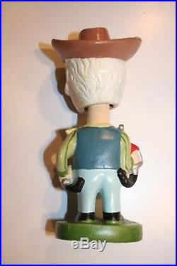 1960's Vintage PHILLIPS 66 Bobblehead Nodder Bobble Head