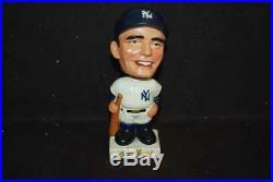 1960s Roger Maris Bobblehead Nodder Vintage Ny Yankees Hof Nc625
