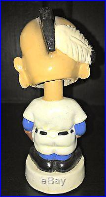 1961 1963 Vintage Milwaukee Braves Mini Nodder Bobblehead Rare