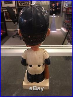 1961-63 Roger Maris New York Yankees Rare Vintage Bobble Bobbing Head Doll Vgex