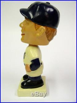 1961 63 Vintage Mickey Mantle New York Yankees BOBBING, NODDER, BOBBLE Head
