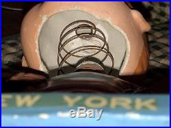 1962 NY Rangers NHL vintage bobble head Rare Excellent Condition