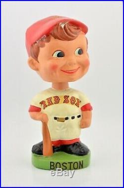 1962 Vintage Boston Red Sox Nodder Bobble Head Mlb Baseball