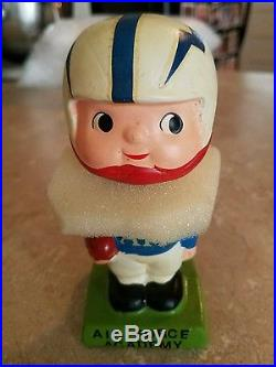 Air Force Academy College Football Vintage 1960s mini nodder bobble head