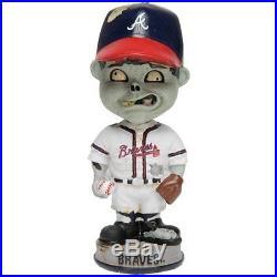 Atlanta Braves Zombie Vintage Bobblehead Figurine