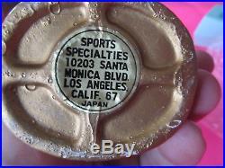 Atlanta Braves vintage 1967 bobblehead