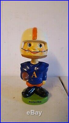 Auburn Tigers Vintage nodder bobblehead football NCAA War Eagle Japan 1960