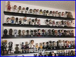 Bobblehead Lot. Sports And Pop Culture Vintage. 150+ Rare Movies. Tv. Music