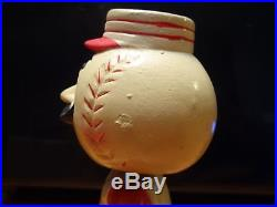 CINCINNATI REDS BASEBALL VINTAGE 1960's BOBBLEHEAD My Favorite Team Mascot