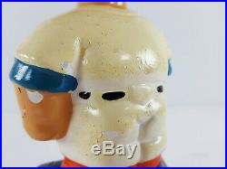 Chicago Cubs Vintage 1960s Sports Specialties Gold Base Japan Bobble Head Nodder