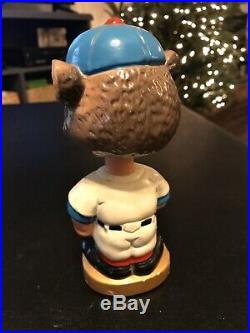 Chicago Cubs Vintage Bobble Head Gold Base Japan 1960's Sports Specialties