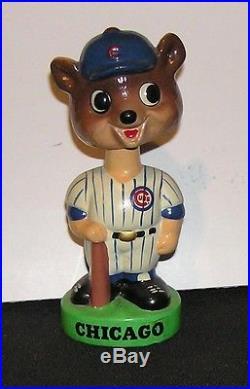 Chicago Cubs Vintage Nodder/Bobblehead Clark Cub