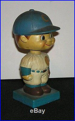 Chicago Cubs Vintage Nodder/Bobblehead My favorite baseball Team. IN Box