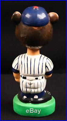 Chicago Cubs Vintage Twins Green Base Bobble Bobblehead Nodder With Box