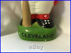 Chief Wahoo Cleveland Indians Bobblehead Vintage Twins Enterprises MLB TEI