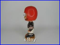 Cleveland Brown Bobblehead vintage football original defect C17