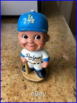 DODGERS 67 Sandy Koufax #32 BOBBLEHEAD. Vintage Collectible Rare Baseball MLB