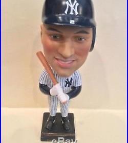 Derek Jeter Vintage Danbury Mint Bobblehead New York Yankees Brand New