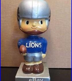Detroit Lions Vintage 1960