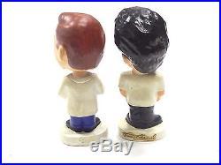 Dr. Kildare & Dr. Ben Casey M. D Vintage T. V Character Doctor Bobble Heads Lot