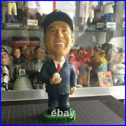 George W. Bush Columbus Clippers Baseball MLB Bobble Heads Vintage From Japan