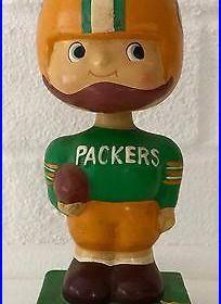 Green Bay Packers Football 1960