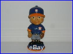 HOUSTON ASTROS Retro Bobble Head MLB Vintage Nodder Generic CUSTOM Edition