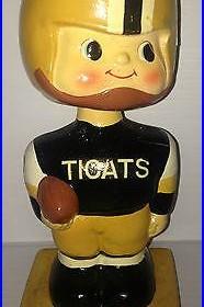 Hamilton Tiger-Cats Vintage CFL Bobble Head 1960