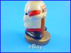 Houston Astros Bobble Head Vintage Baseball Team Nodder