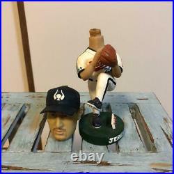 Jeremy Powell Osaka Kintetsu Buffaloes Baseball Bobble Heads Vintage From Japan