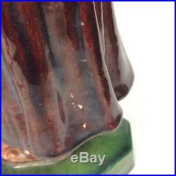 Jose A. Cunha ceramic Monk nodding figurine vintage religious figural bobblehead