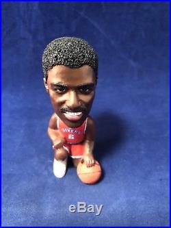 Julius Erving Bobblehead- Philadelphia 76ers 1983 World Champions Vintage Bobble
