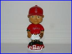 LOS ANGELES ANGELS Retro Bobble Head MLB Vintage Nodder Generic CUSTOM Edition