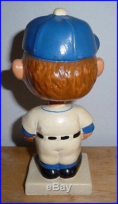 Los Angeles Dodgers 1962 Nodder Bobblehead Vintage Original Box! Japan