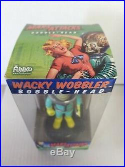 MARS ATTACKS Funko Wacky Wobbler Bobble Head Vintage RARE Item Vaulted VGC