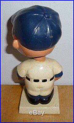 Minnesota Twins 1962 Nodder Bobblehead Vintage Original Box Japan Tough Piece
