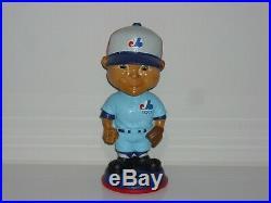 MONTREAL EXPOS Retro Bobble Head MLB Vintage Nodder Generic CUSTOM Edition
