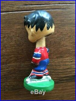 Montreal Canadiens Bobble Head Nodder Doll VINTAGE 50's 60's
