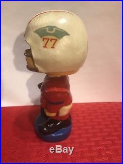 NICE Vintage Very RARE AFL 1960's Boston Patriots Bobblehead Nodder