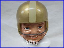 New Orleans Saints Vintage 1960's Football Bobblehead Nodder Excellent Shape