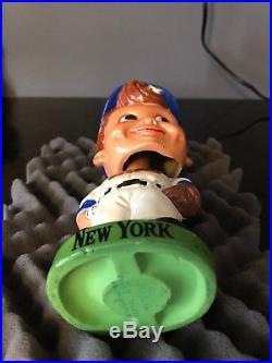 New York Mets Vintage Bobblehead Nodder 1962 3/9