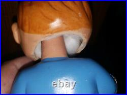 New York Rangers Vintage Bobble Head/Bobbing Head/Nodder/ Standard Size NearMint