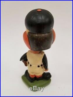 Original VTG 1962 Green Base Baltimore Orioles MLB Baseball Nodder Bobble Head