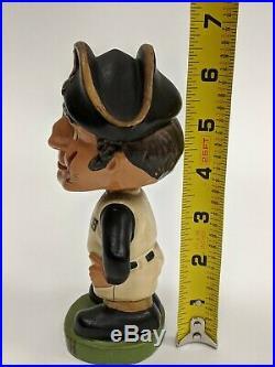 Original Vintage 1962 Pittsburgh Pirates MLB Baseball Bobble Head Nodder Japan